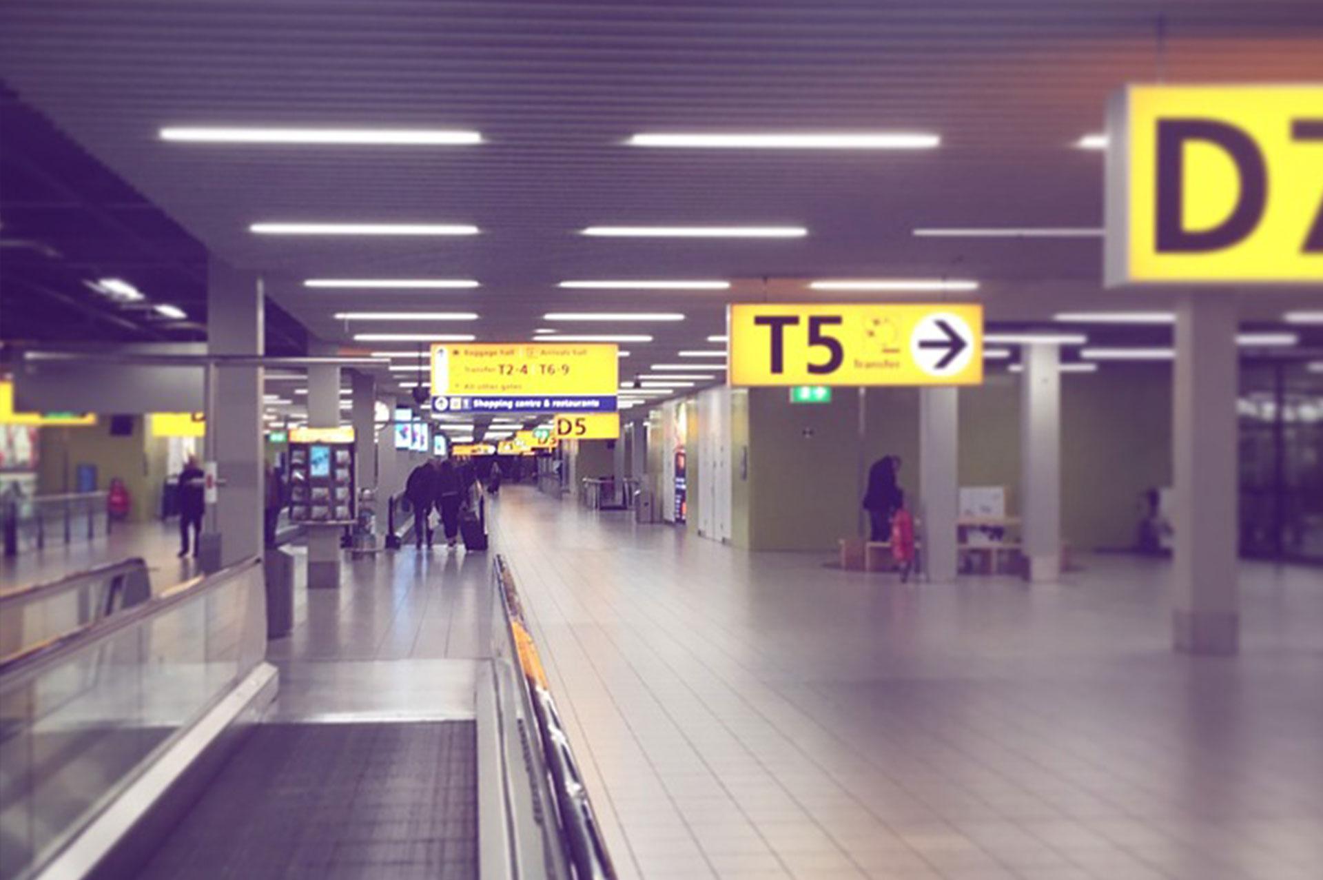 Taxicentrale Zaandam Schiphol